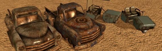 Fallout New Vegas Ports