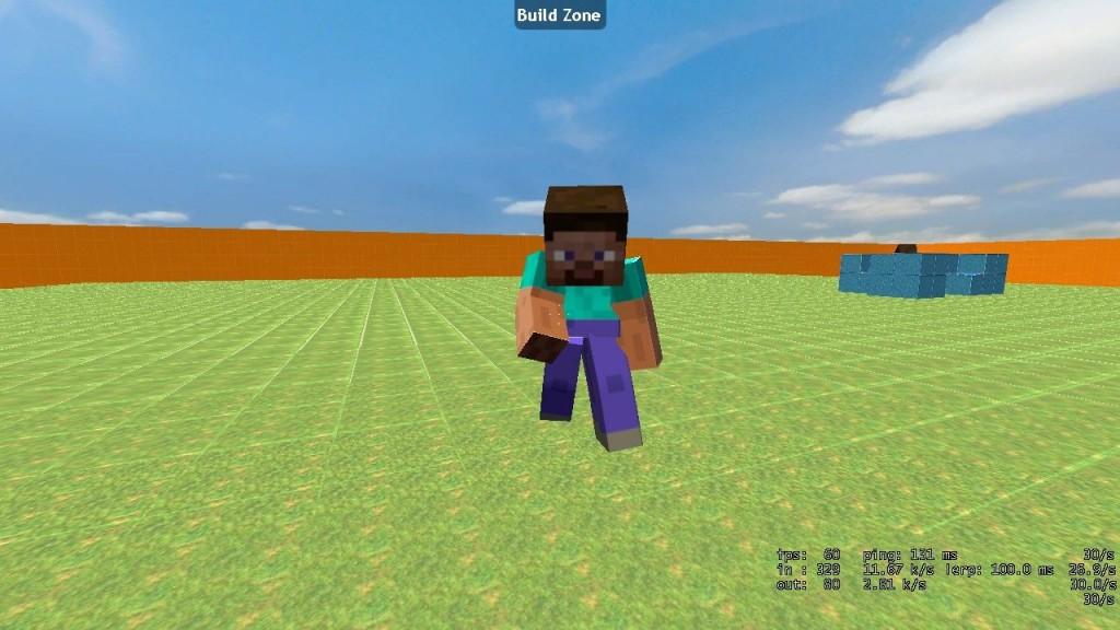 Minecraft Player Model by Sam | garrysmods org