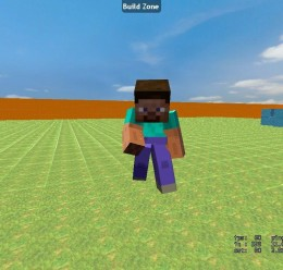 Minecraft Player Model For Garry's Mod Image 3