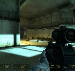 Smg Replacement G36C For Garry's Mod Image 2