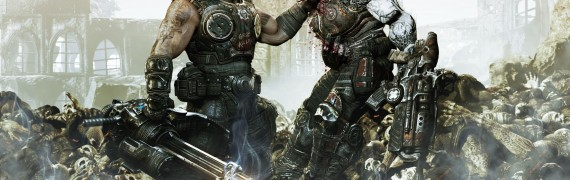 Gears of War 3_Clayton Carmine