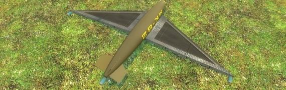 Plane Missile Parachute