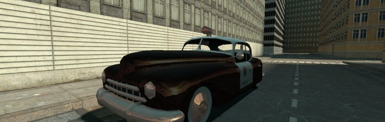 tf2 1940's police car For Garry's Mod Image 1