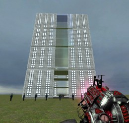 DJs Collapsable Skyscraper.zip For Garry's Mod Image 1