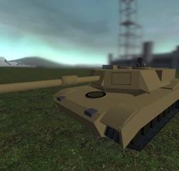 M1A1 Main Battle Tank For Garry's Mod Image 1