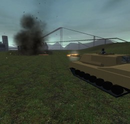 M1A1 Main Battle Tank For Garry's Mod Image 2