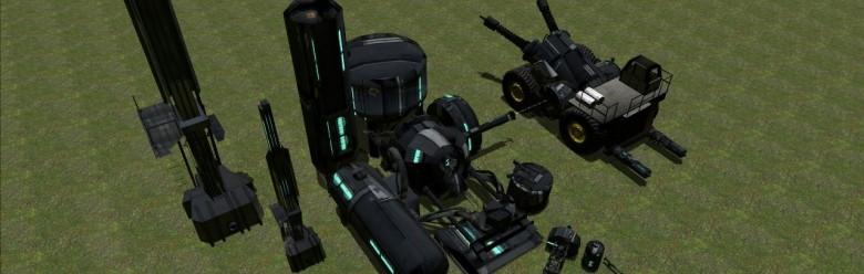 Tiberium Harvesting 5 RD3 BETA For Garry's Mod Image 1