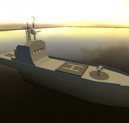 Mermits Small Ship Pack For Garry's Mod Image 3