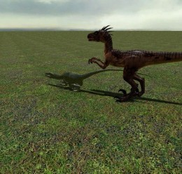 raptor npc pack For Garry's Mod Image 3