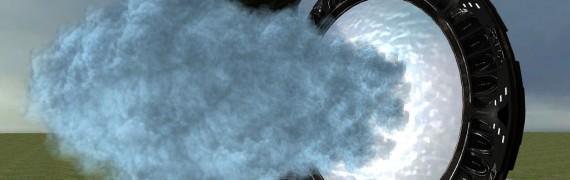 Stargate setting Destiny gater