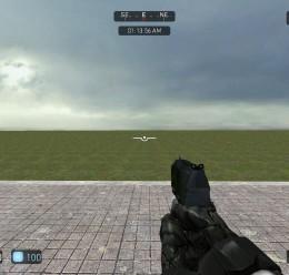 Combine Overwatch Pistol V2 For Garry's Mod Image 2