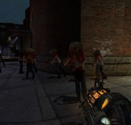 Night Of A Million Zombies 1.2 For Garry's Mod Image 3