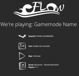 Flow - Collection of gamemodes For Garry's Mod Image 3