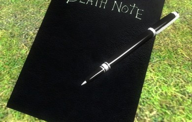 Death_Note.zip For Garry's Mod Image 1