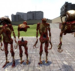 Decomposing Fast Zombie For Garry's Mod Image 1