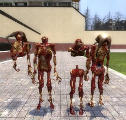 Decomposing Fast Zombie For Garry's Mod Image 2