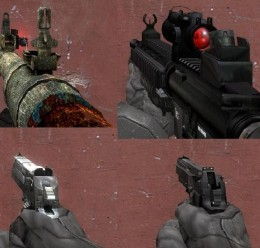 HL2 Weapon Replacements v2 For Garry's Mod Image 2