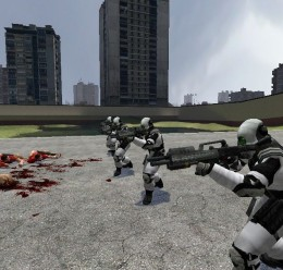 Fearbine NPC and playermodel.z For Garry's Mod Image 3