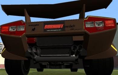 Lamborghini Jansen P12 skin For Garry's Mod Image 2