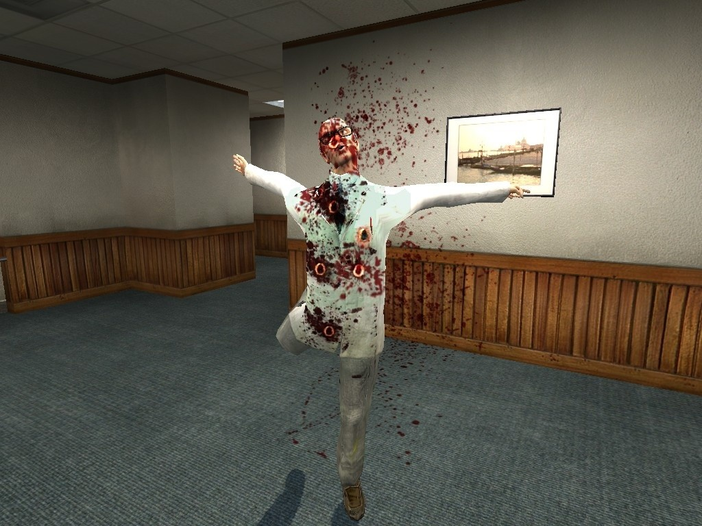 Realistic blood of SMOD | garrysmods.org on
