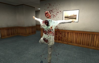 Realistic blood of SMOD For Garry's Mod Image 1