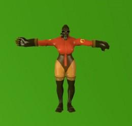 Femme Pyro P.E For Garry's Mod Image 1