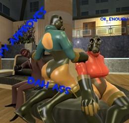Femme Pyro P.E For Garry's Mod Image 2