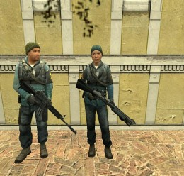 CSS Weapons for NPCs For Garry's Mod Image 2