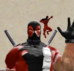 Deadpool MVC3 skins For Garry's Mod Image 2