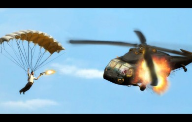 Just Cause Parachute Model For Garry's Mod Image 2