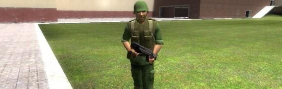 Kuma War Vietnam NPC(s)