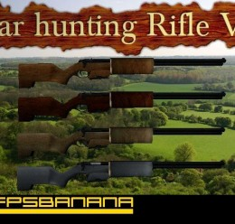 hunting_rifle_v2.zip For Garry's Mod Image 1