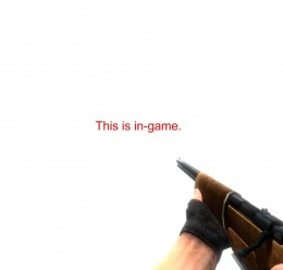 hunting_rifle_v2.zip For Garry's Mod Image 3
