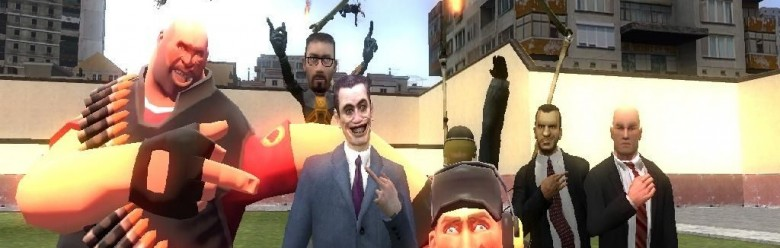 console.zip For Garry's Mod Image 1