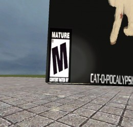 gravity_cat_the_game_reskinv1. For Garry's Mod Image 3