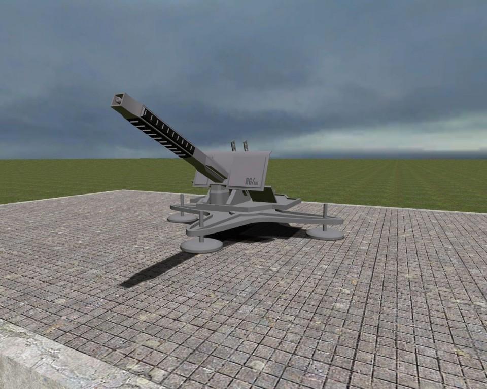 Stargate Railgun v1 4 | garrysmods org