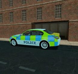 bmw_m5_e60_british_police_skin For Garry's Mod Image 3