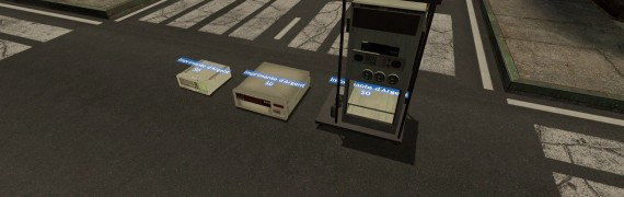 Three Storing Printers