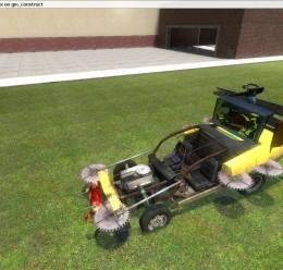 Zombie Survival Car For Garry's Mod Image 2