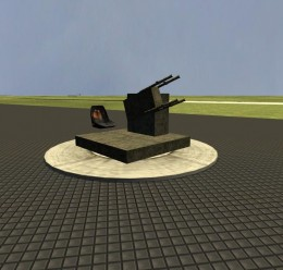 aa_gun.zip For Garry's Mod Image 1
