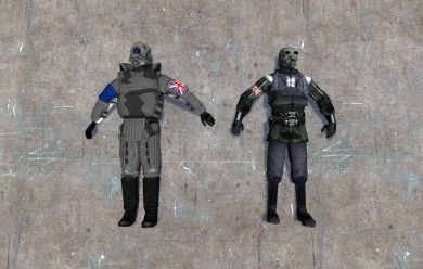 british_combine.zip For Garry's Mod Image 1