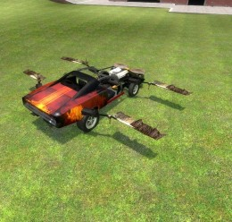 Zombie Defence Car.zip For Garry's Mod Image 2