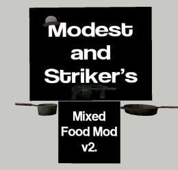 mixed_food_entities.zip For Garry's Mod Image 1