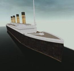 phys_titanic_v2.zip For Garry's Mod Image 1