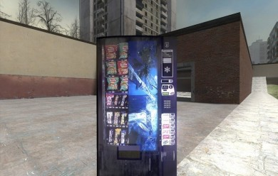 combo_vending.zip For Garry's Mod Image 1