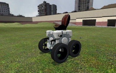 A.S.W.S. Car For Garry's Mod Image 1