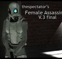 Female Assassin Final.zip For Garry's Mod Image 2