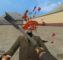 Throwing Hatchet.zip For Garry's Mod Image 2