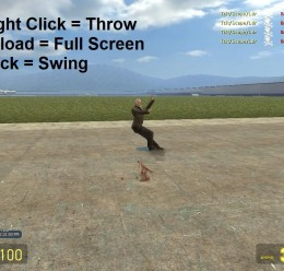 Throwing Hatchet.zip For Garry's Mod Image 3