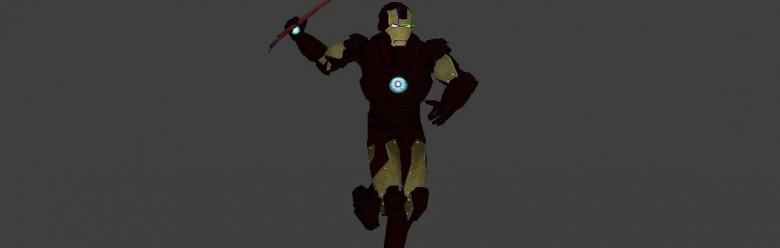 iron_man_player_model.zip For Garry's Mod Image 1